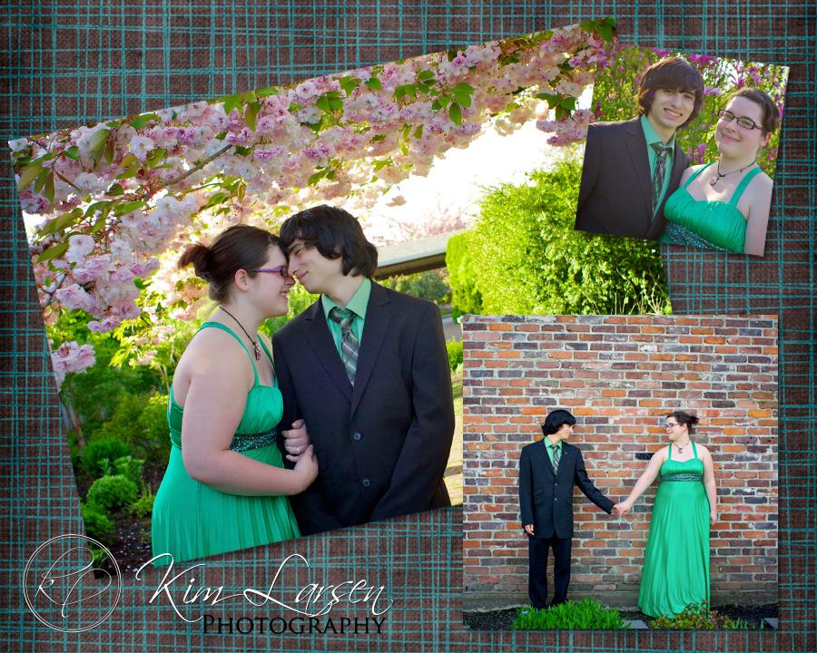 Prom Portraits ©Kim Larsen Photography