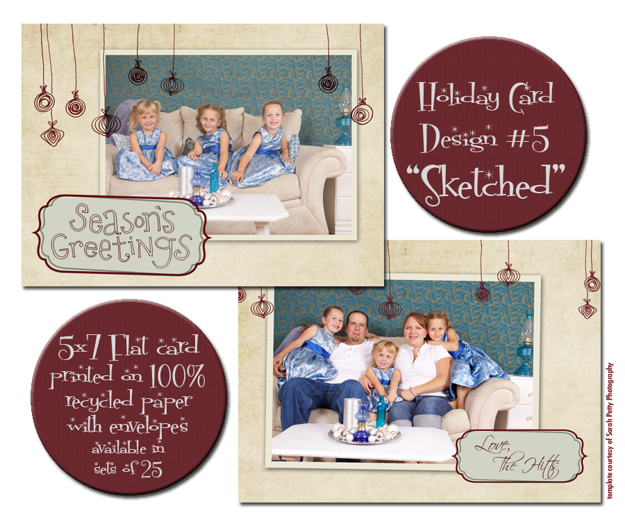 Holiday Card blog board 5