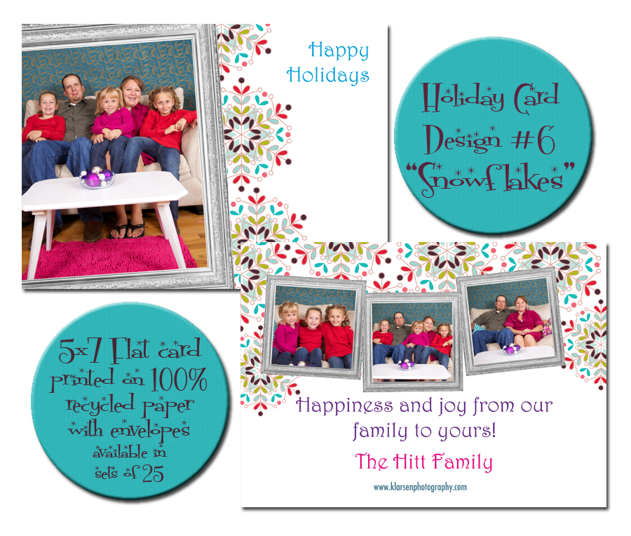 Holiday Card blog board 6