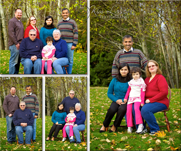 Family Portraits ©Kim Larsen Photography
