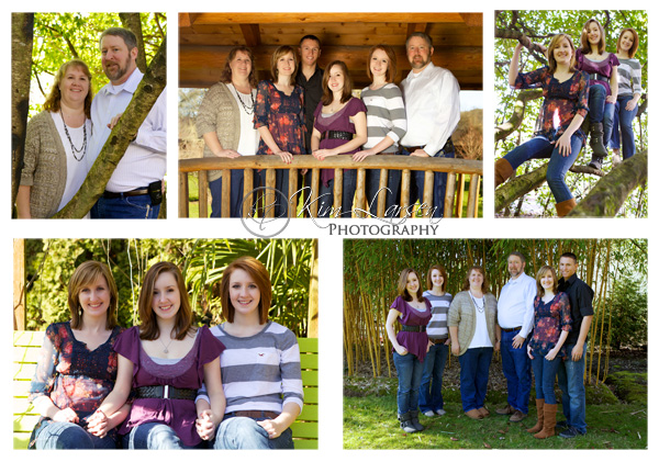 Family Portraits ©Kim Larsen Photography