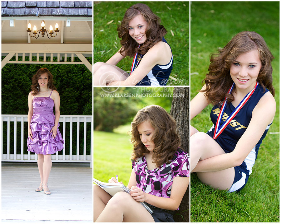 Marist High School Senior Portraits