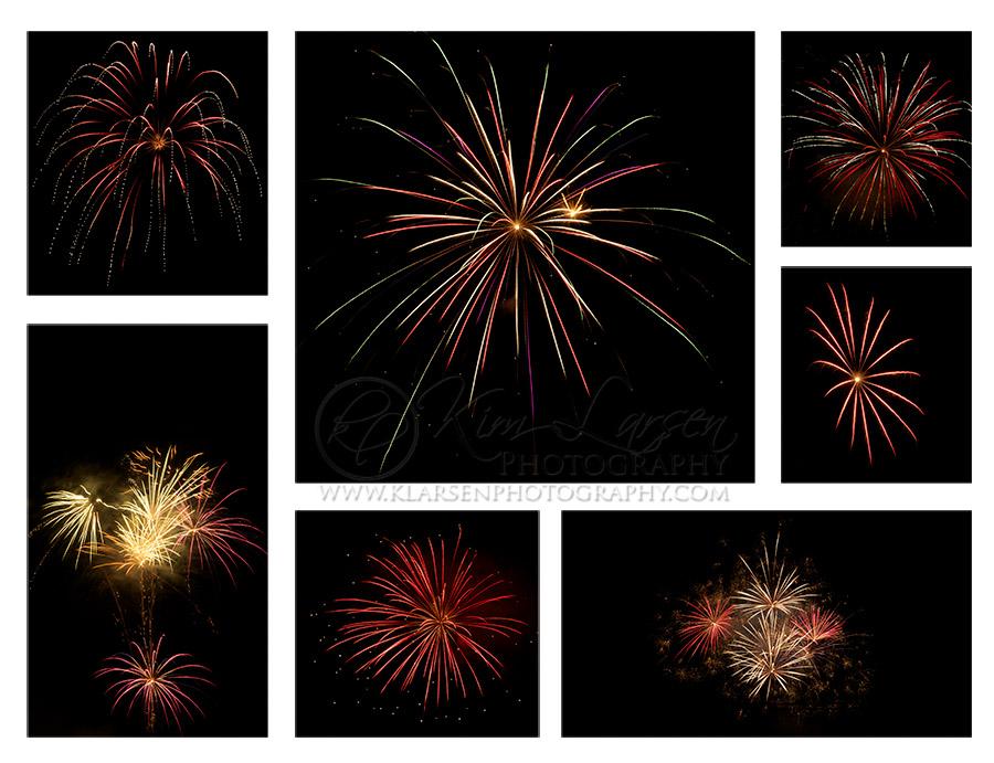 Creswell Oregon Fireworks